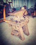 Tejas SteelWorks anvil